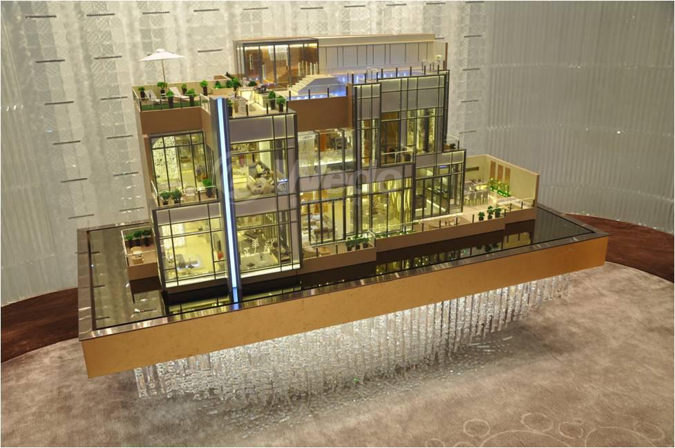深圳建筑模型-沙盘模型