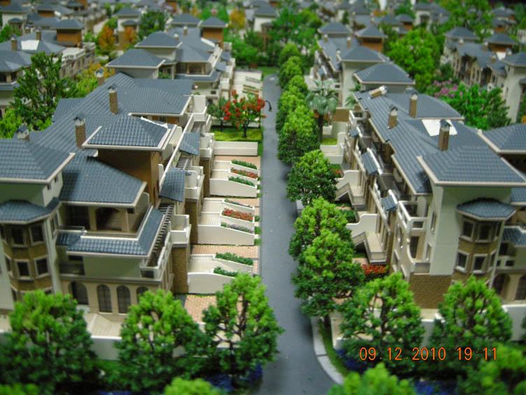 建筑模型对中国古建筑功不可没