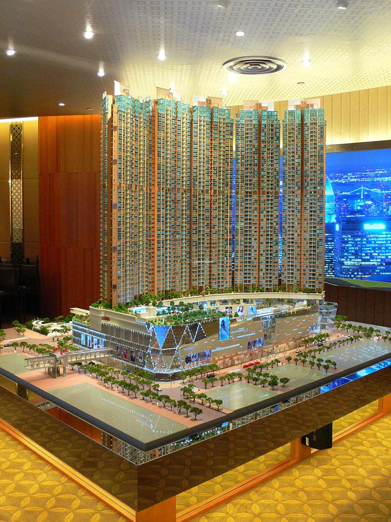 建筑模型制作和楼盘的比例你了解吗
