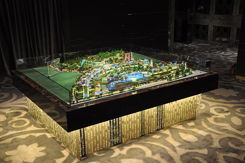 深圳建筑模型设计有什么意义